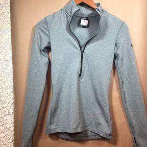 Nike pro dri-fit xs zip pullover